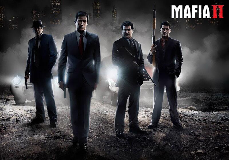 Plakát Mafia 2