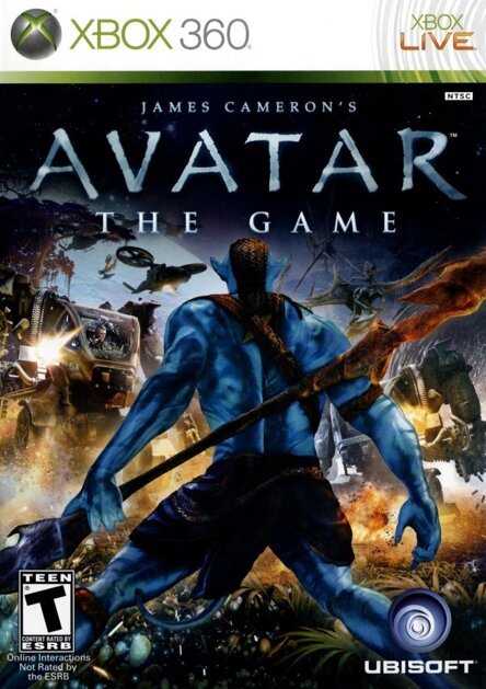 Avatar the game nintendo ds