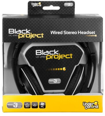 Wired headset pro X360 /PS3 / PC