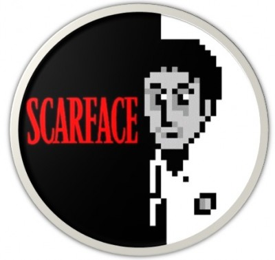 Placka Scarface