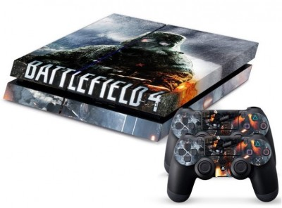 PS4 polep Battlefield 4