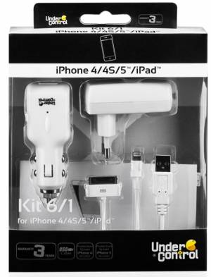 Kit 6v1 pro iPhone a iPad