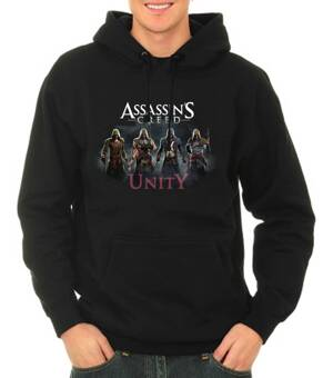 Mikina Assassin's creed Unity
