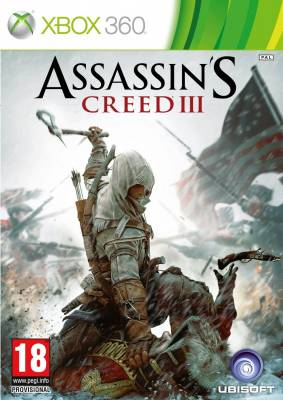 Assassins Creed 3 CZ XBOX 360