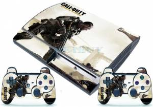 PS3 FAT polep COD Advanced Warfare