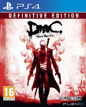 Dmc Devil May Cry (Definitive Edition) PS4