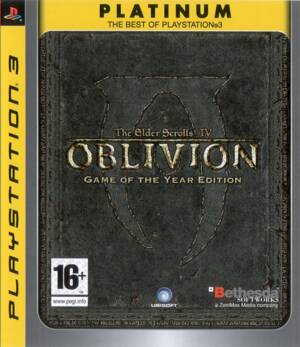 The Elder Scrolls IV: Oblivion GOTY PS3