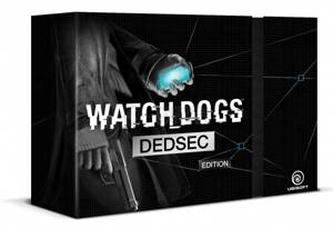 Watch Dogs - Dedsec Edition XBOX 360