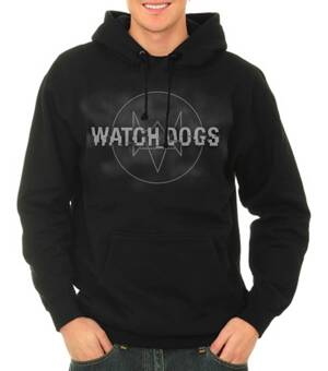 Mikina Watch Dogs