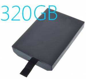 XBOX 360 Slim HDD 320 GB